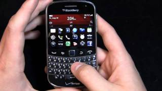 BlackBerry Bold 9930 Review Part 1