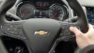 2017 Chevy Cruze LT Full HD