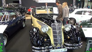 1937, BMW 326