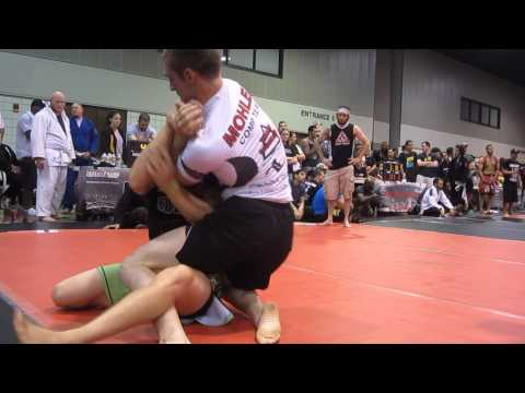 Casey Hudson (Takedown) vs Justin TBD (Mohler) - 2013 F2W/WGC Torque Open