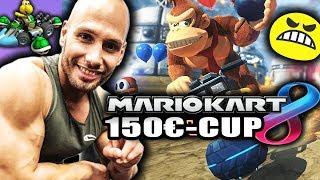 Pure Emotion beim 150€ Mario Kart Turnier! - Flying Uwe