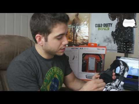 Unboxing e Review (PT-BR) Tritton AX Pro