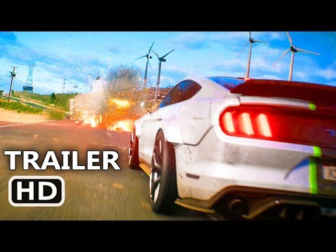 PS4 - Need for Speed Payback Official Trailer