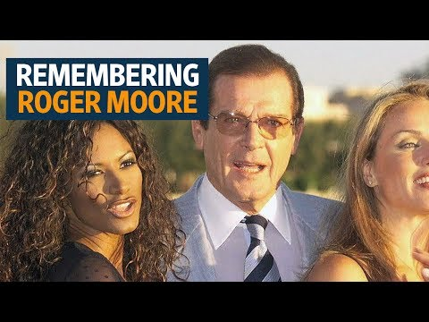 Roger Moore, who played James Bond, dies at 89