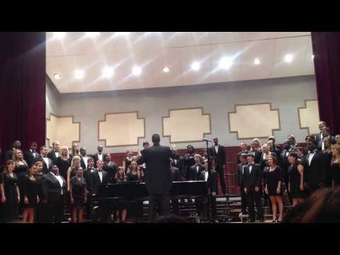 Southern Miss Concert Choir