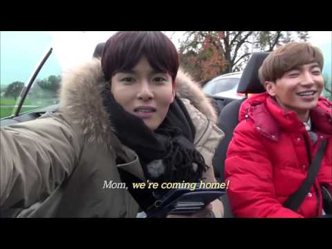 [The Friends in Switzerland] ep.4 Eng sub