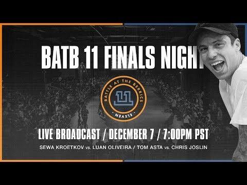 Battle At The Berrics 11 | Finals Night