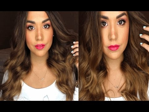 Jessie James Decker Hair Tutorial | Alexandrea Garza
