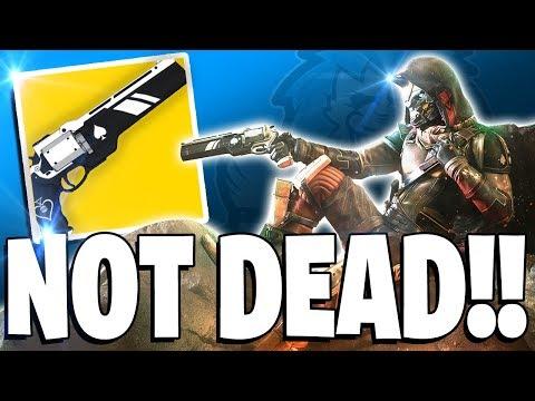 CAYDE-6 IS NOT DEAD !! - Destiny 2 Forsaken DLC - Leaked Audio Files & More! thumbnail