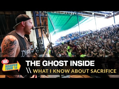The Ghost Inside Live 2014 Vans Warped Tour