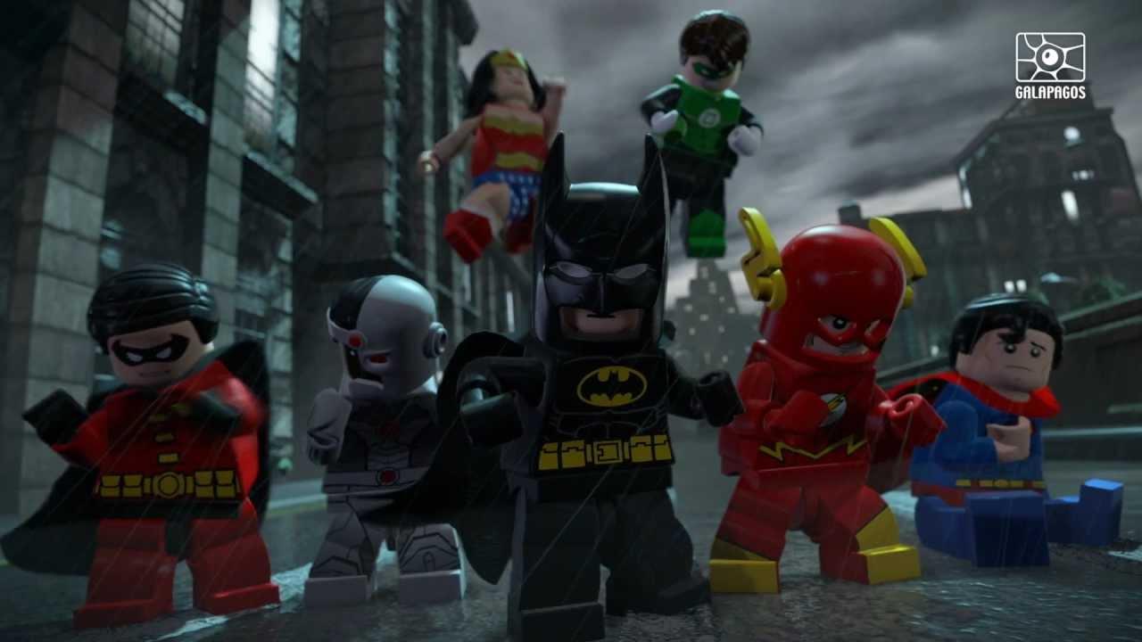 LEGO: Batman - Oficjalny Zwiastun Blu-ray i DVD (polski ... Geek Wallpaper