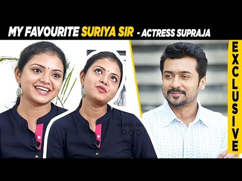 Actor Surya's Die Hard Fan Supraja Interview | Nadodi Kanavu
