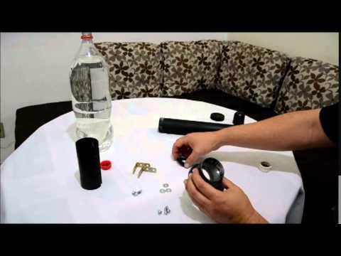 tutorial de construção da luneta caseira de baixo custo