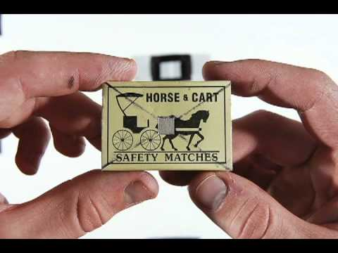 How to make a Matchbox Pinhole Camera - Eduard Piel