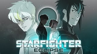 Helios Selene & Cain - Sprigg Plays Starfighter Eclipse