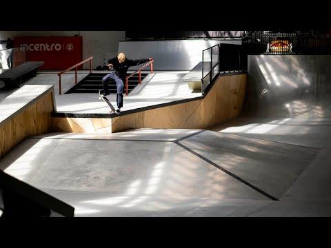 Incentro NK Skateboarden Kwalificaties (Nassim Guammaz, Diego Broest, Jip Koorevaar)