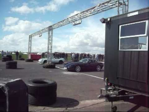 Drag Racing & Drifting @ Crail Raceway - OVER 12 MINUTES OF ACTION!!!!