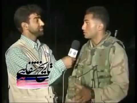 سربازان ایرانی آمریکایی فاتح بغداد 1