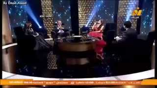 نجلاء بدر - برنامج سواريه الفنان جمال سليمان والمطربة ميسم نحاس
