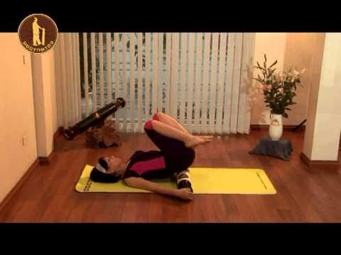 Bài tập Giảm béo, giảm mỡ bụng, chữa đau lưng với DOCTOR100 - Bài nâng cao 2