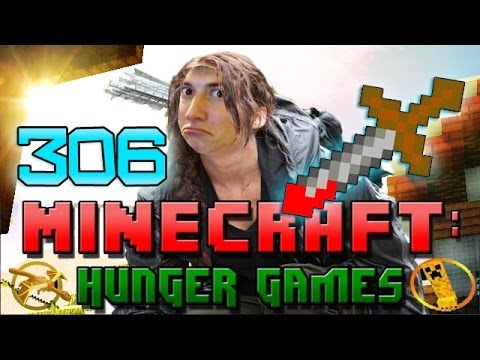 Minecraft: Hunger Games w/Mitch! Game 306 - BLOOD BATH!