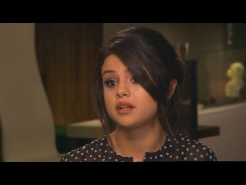 Selena Gomez Admits to