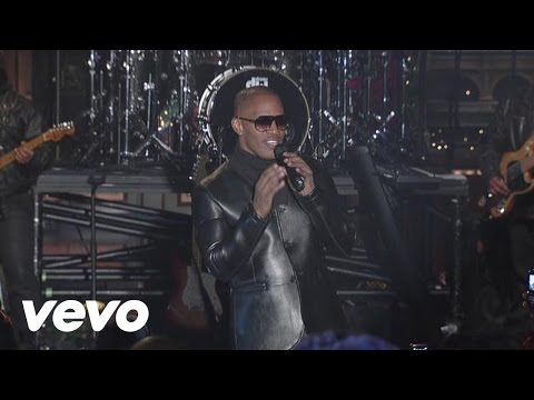 Jamie Foxx - All Said And Done (Live @ Letterman)