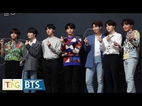 [풀영상] BTS(방탄소년단) 'FAKE LOVE' Press Conference (LOVE YOURSELF 轉 Tear, 페이크 러브)