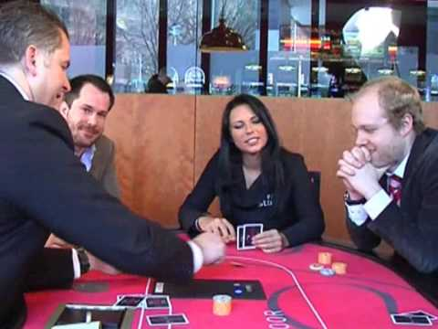 WELT KOMPAKT pokert mit Sandra Naujoks Video