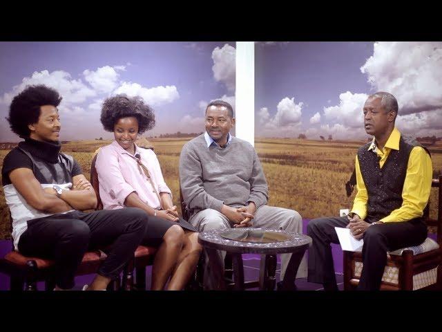Entertaing Interview With Alkash ena Aefagnoch Theatre Creaws | Tibeb BeFana