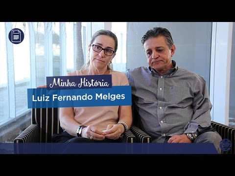 Vídeo - Minha História - Luiz Fernando Melges