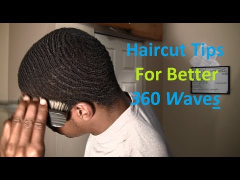 The Best Hair Cutting Tips for Getting 360 Waves