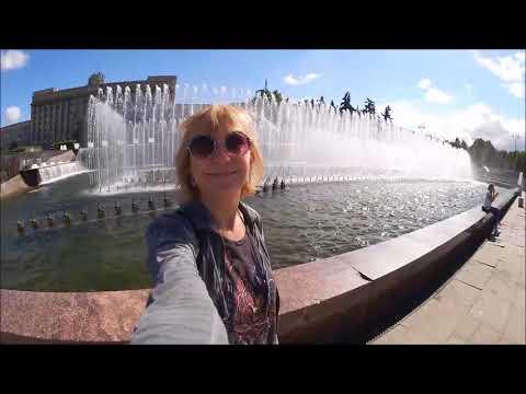 #1015 Россия Петербург Поход к зубному Московская площадь Встреча с Юлей