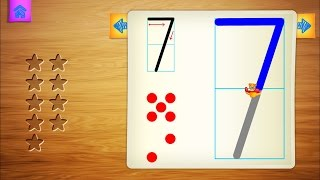 123 Kids Fun NUMBERS - Educational Math Game for Preschool Kids and Toddlers Learn Numbers
