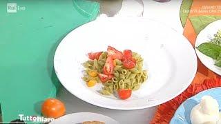 Cucina vegetariana e vegana: le ricette dello chef Peppe Zullo - TuttoChiaro 02/08/2019