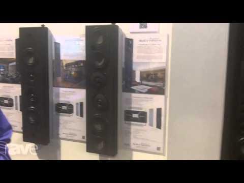 CEDIA 2013: Artison Details its DualMono Speakers