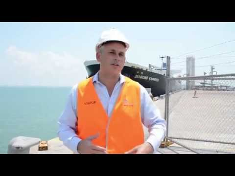 Darwin Port trade results bode well for the Territory's economic future