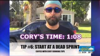 Coffee With Cory: Bloomsday 2016