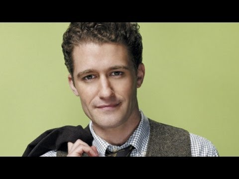 GLEE Star Matthew Morrison's Break Dance Moves! - STUDIO SECRETS