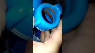 Blue Dot Mixer Bowls-Removal & Cleaning