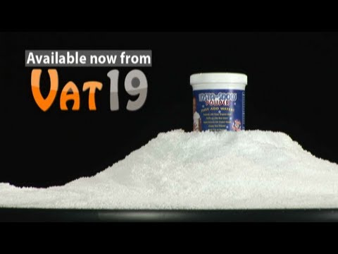 Make snow with InstaSnow fake snow powder