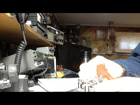 QRP CW FUN WITH 2012 ARRL 10M CONTEST