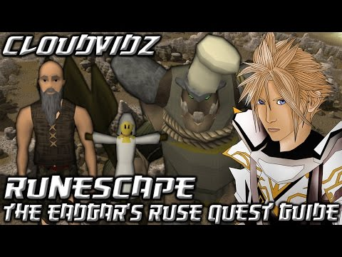 Runescape Eadgar's Ruse Quest Guide HD Review Thumbnail