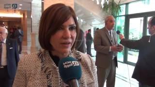 مصر العربية | سوزان القلينى: لن تحدث تنمية دون تكامل دول حوض النيل ومصر
