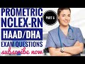 Prometric Exam Preparation Questions For Nurses NCLEX RN MOH HAAD DHA PROMETRIC EXAM QUESTIONS mp3