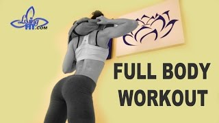 HIIT Gainz Full Body Workout ⎮Loving Fit