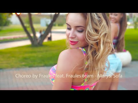 """FRAULES TEAM: Trey Songz """"About you"""" - Choreo by Fraules"""