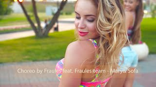"FRAULES TEAM: Trey Songz ""About you"" - Choreo by Fraules"