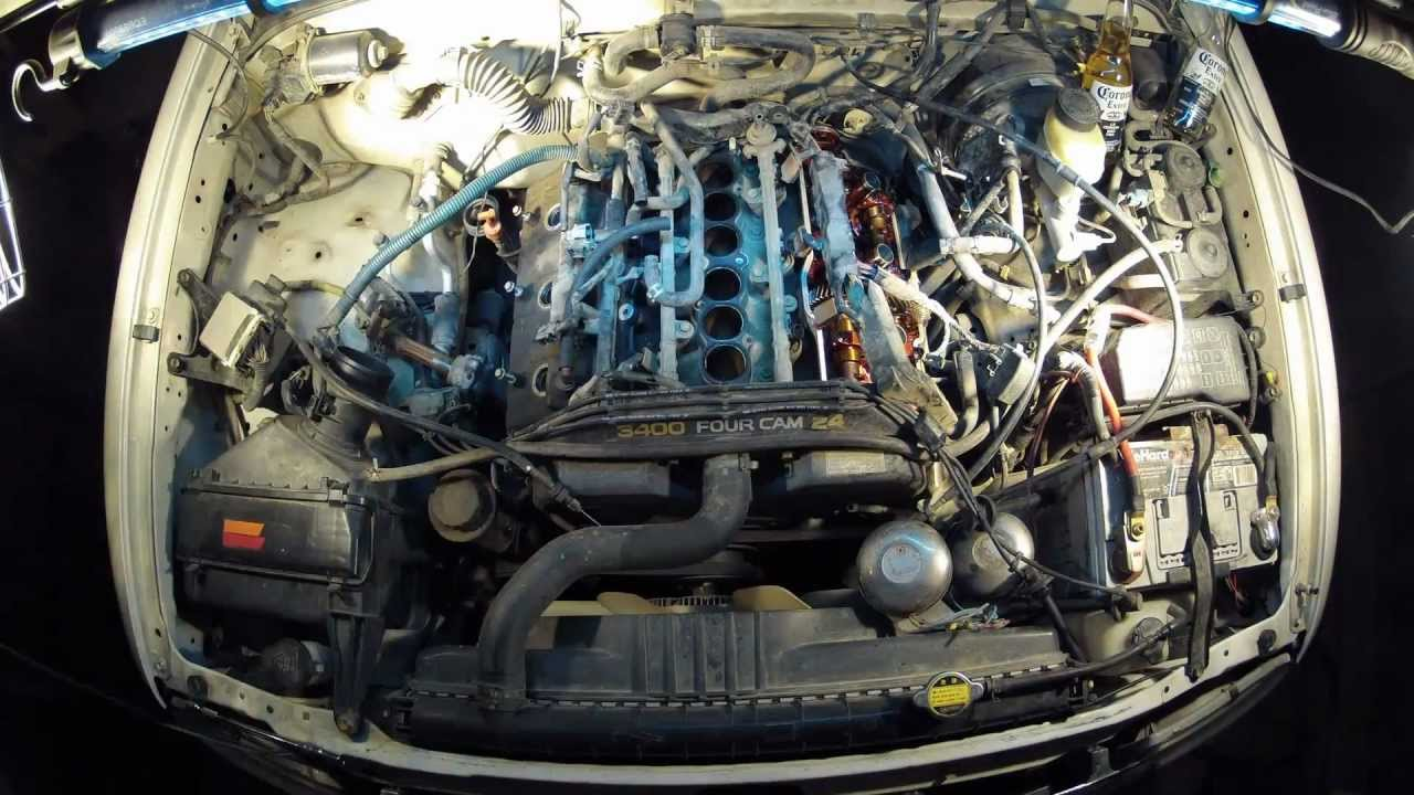 Replacing Tacoma V6 3 4l Valve Cover Gaskets Time-lapse