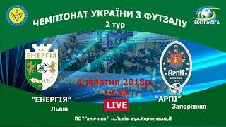 Энергия Львов : АРПИ